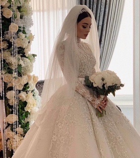 weddingdress, fashion and fairytale