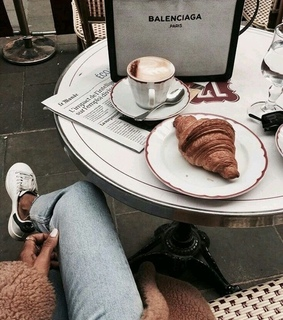 girls, accessories and cappuccino