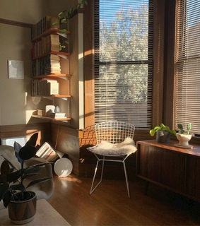 apartment, brown and cute