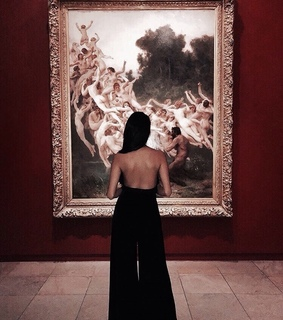 art, blessed and girl