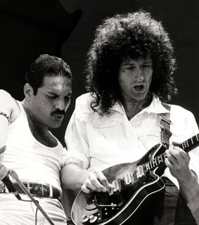 brian may, music and legend