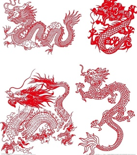 dragon, dragons and ink