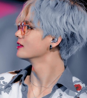 taehyung, v and bts edit