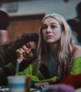hunter schafer, girlfriends and couple