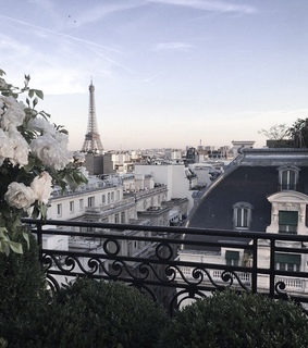 eiffel tower, city and aesthetic