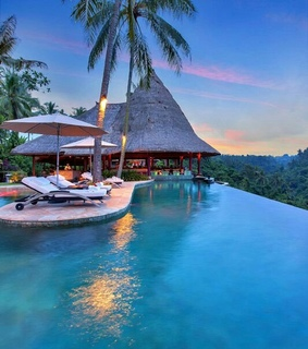 vacation, blue and resort