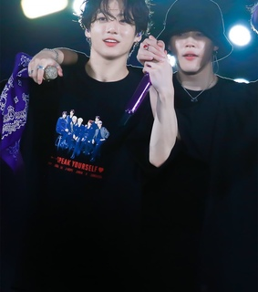 seokjin, taehyung and jimin