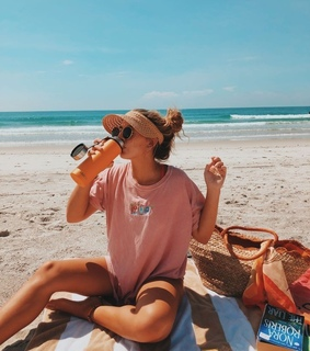 summer vibes, aesthetic and sea