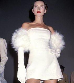 90s, haute couture and glam