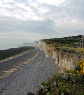 sevensisters, sky and cliff