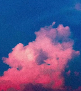 pink, cielo and sky