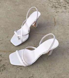 shoes, white and sandals