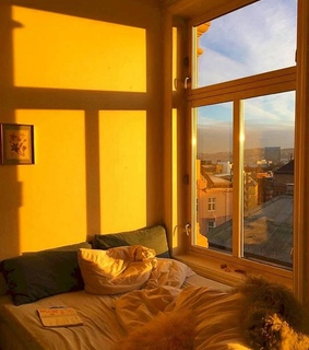 aesthetic, home and room
