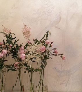 flowers, romantic and roses