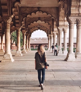 places, fort and girls