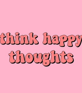 thoughts, words and pink