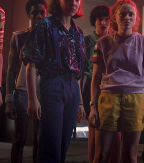 eleven, 80's and style