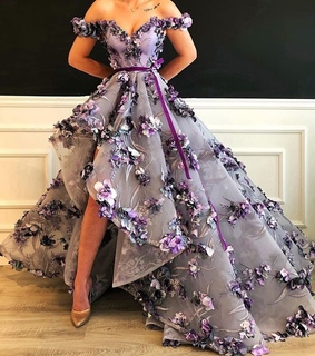 violet, elegant and style