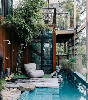 outdoor, interior design and cozy