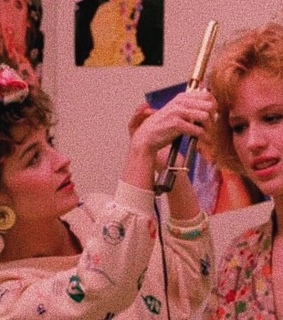 Molly Ringwald, eighties and 80s