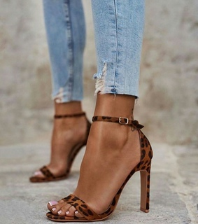 leopard, fashion and shoes