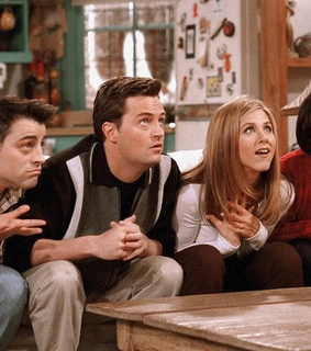 monica geller, 90s and friends