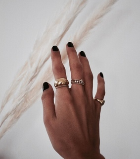 tumblr, ring and rings