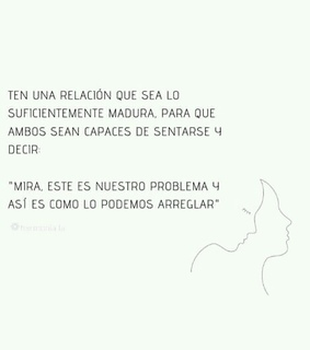 relacion, goals and frases