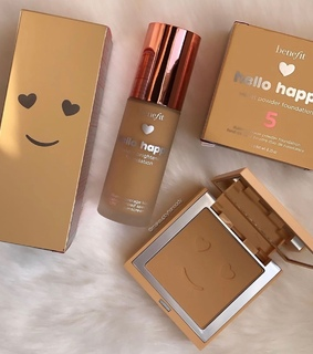 new, Foundation and makeup