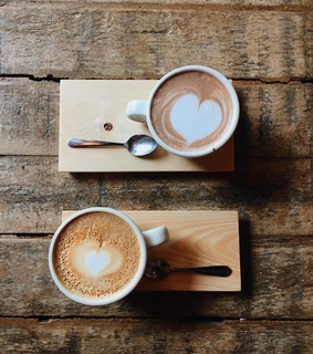 photography, coffee and delicious