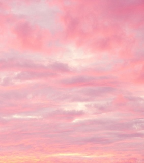 aesthetic pink, sky and pink