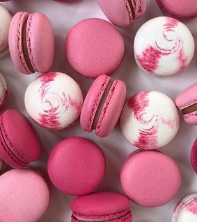 ?macarons, yummy and dessert