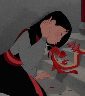 mulan, aesthetic and icon