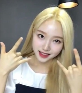 gowon, girl group and loona
