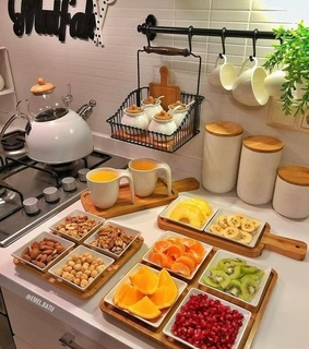healthy, food and kitchen