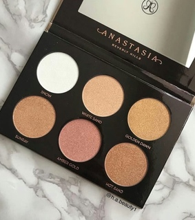 makeup, contouring and anastasiabeverlyhills