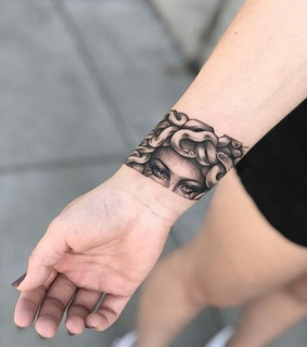inspiration, tattoo and eyes