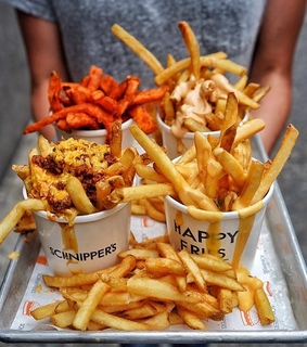 foody, tasty and French Fries