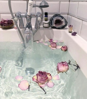 cosmetics, chilling and bath