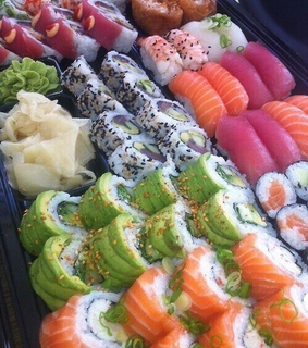 inspiration, sushis and street