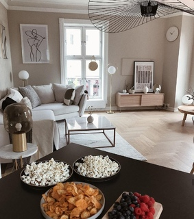 home, art deco and table