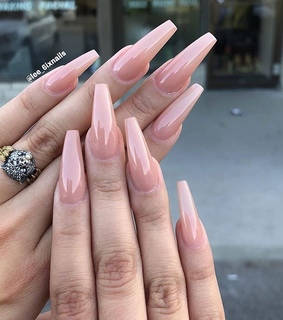 nails, nails inspo and gold