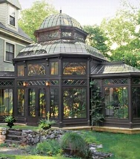 psychic friends, conservatories and beautiful