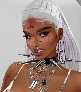 cyber, cyber goth and cyber ghetto