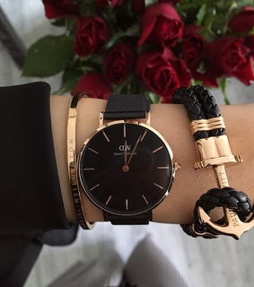 jewelry, fashion and daniel wellington