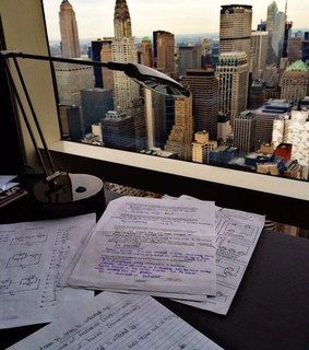 notes, tumblr and study