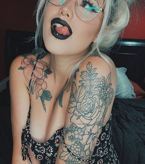 artist, inkedbody and sexy