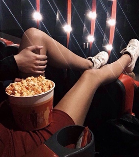 love, movie night and couples