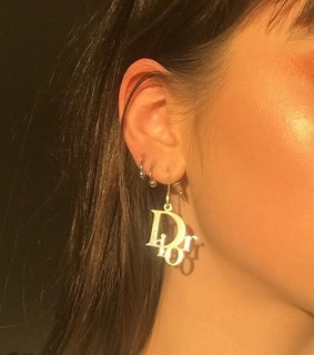 dior, golden and brown