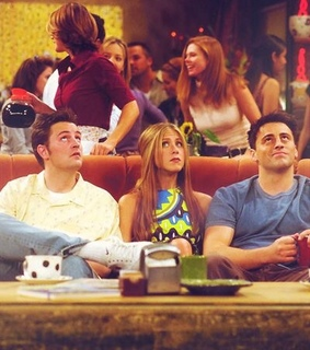 friends, Joey and chandler